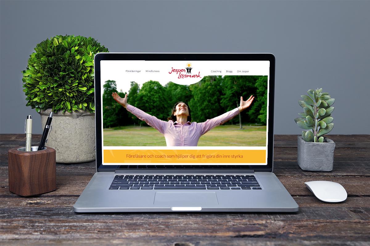 Hemsida Wordpress Grafisk formgivning Webbdesign