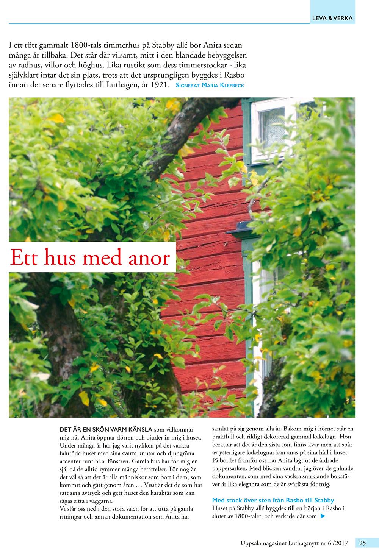 Tidning Magasin Formgivning