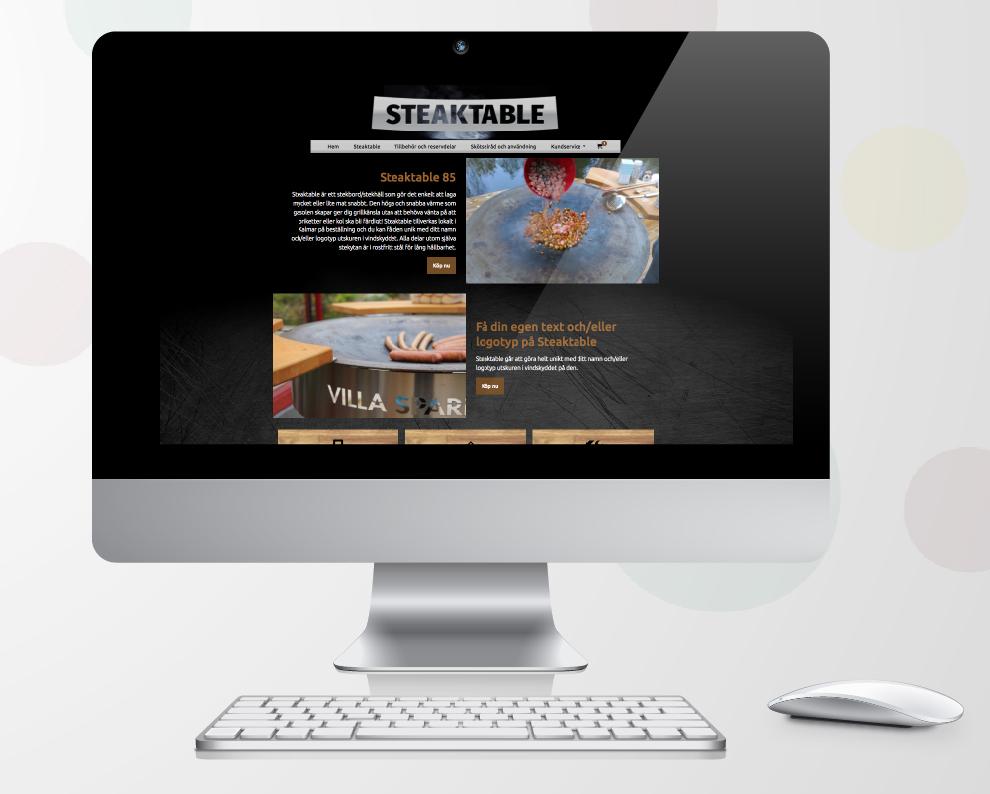 steaktable-webbplats