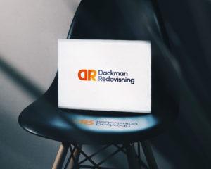 Dackman Redovisning logga logotyp