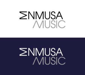 Enmusa logotyp logga musikbolag