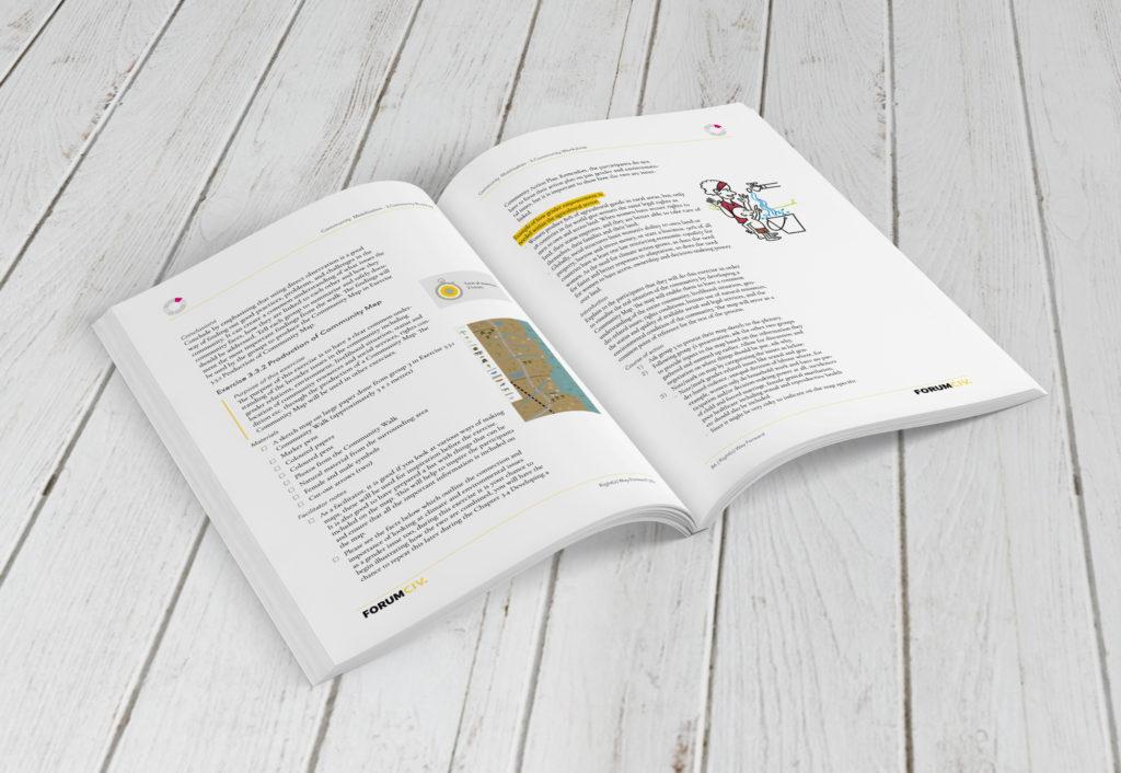 bok formgivning sättning