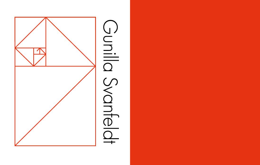 Gunilla Svanfeldt logotyp logga