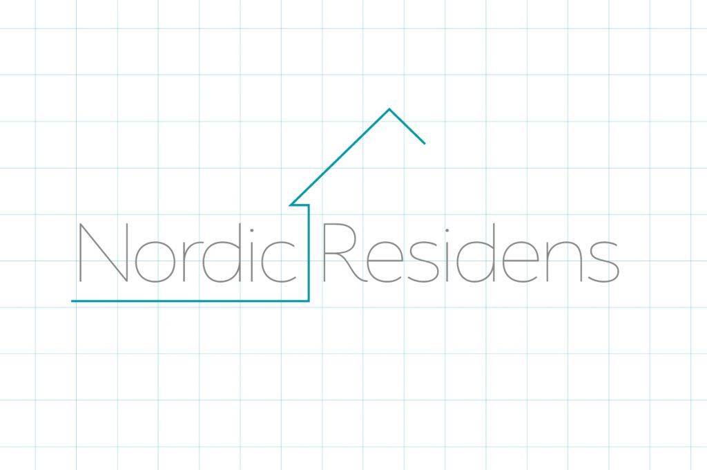 Logotyp logga Nordic Residens