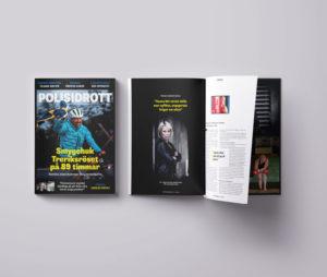 tidning magasin design formgivning
